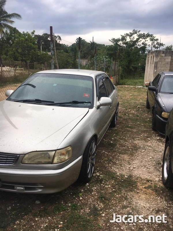 Toyota Corolla 1,8L 1995-2