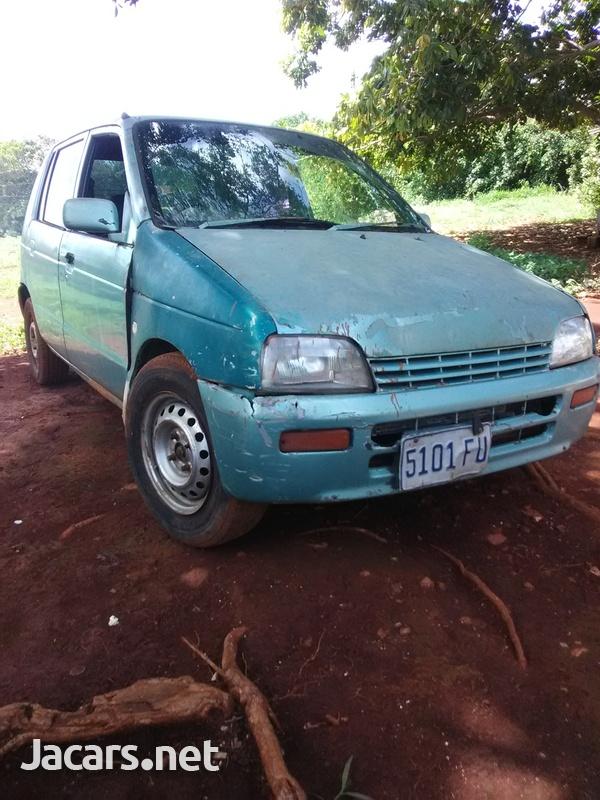 Suzuki Alto 0,6L 1996-2