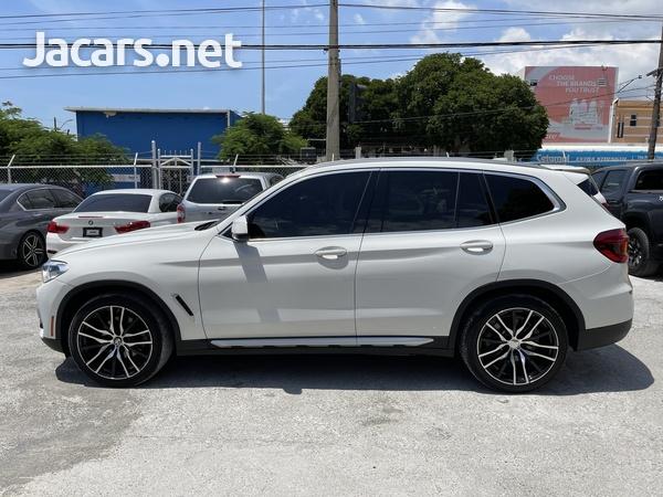 BMW X3 2,0L 2020-9