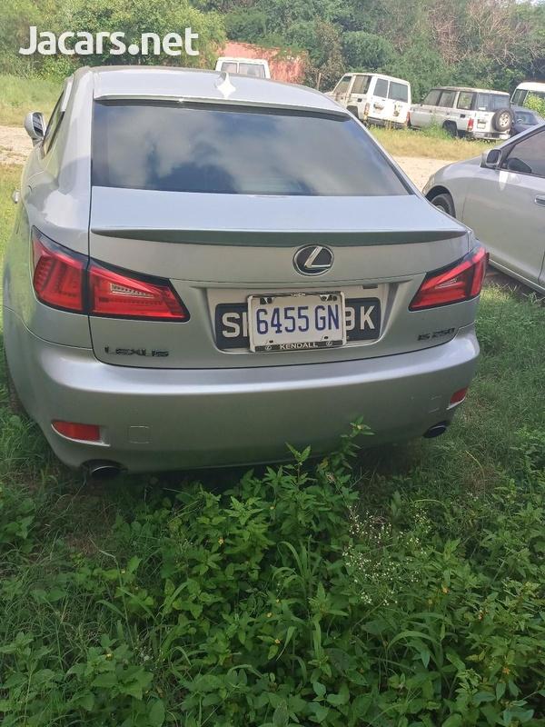 Lexus IS 2,5L 2008-6