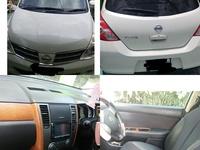 Nissan Tiida 1,1L 2012