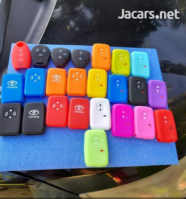 silicone car key case-2
