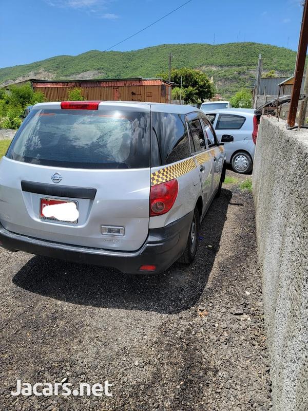 Nissan AD Wagon 1,2L 2013-2