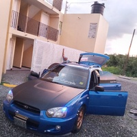 Subaru Impreza 1,5L 2005