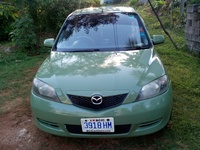 Mazda Demio 1,5L 2004