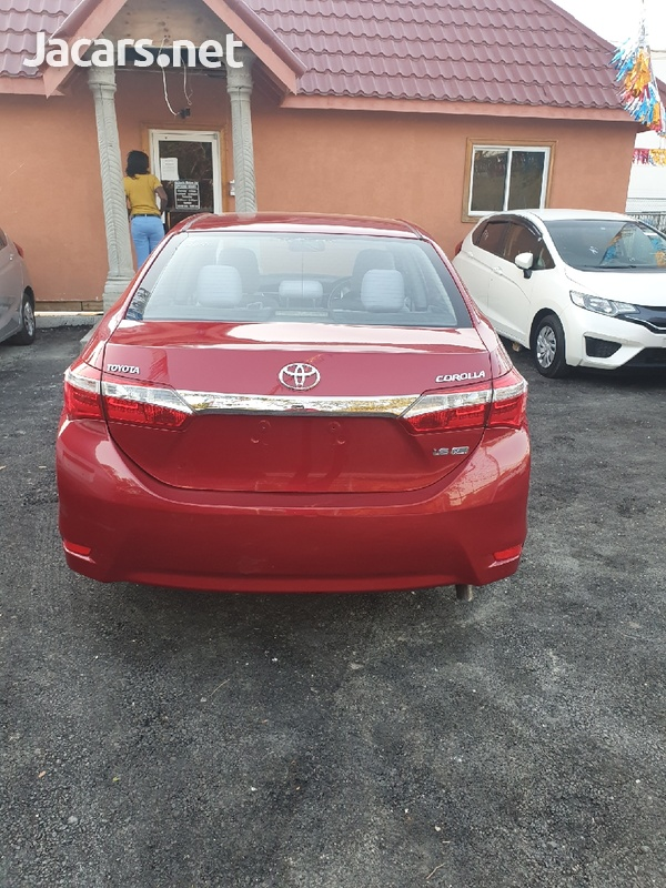 Toyota Corolla 1,6L 2016-2