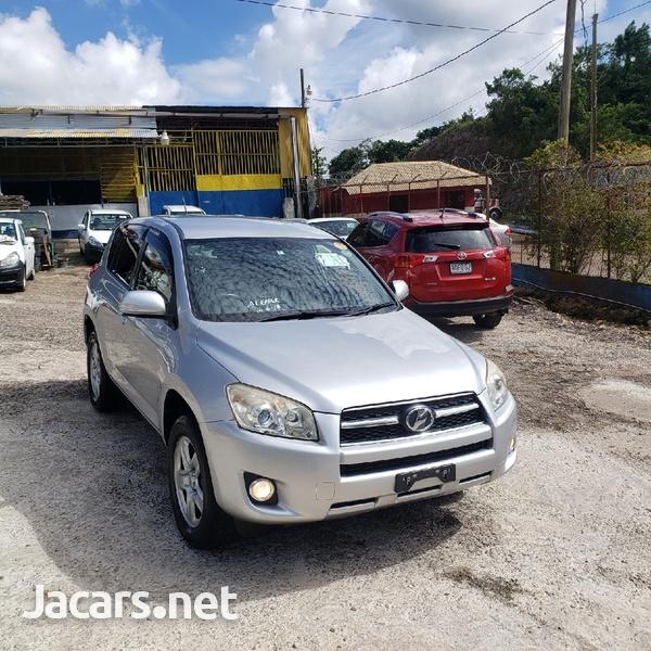 Toyota RAV4 2,4L 2014-2