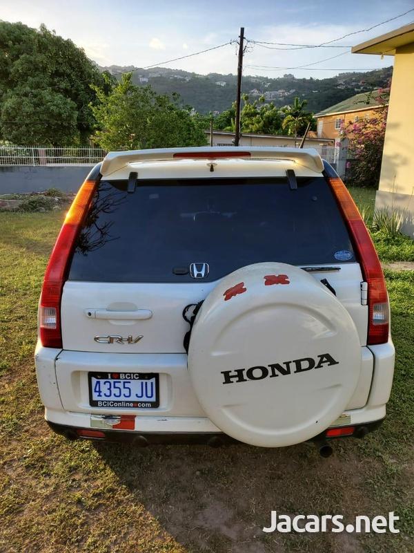 Honda CR-V 2,0L 2002-5