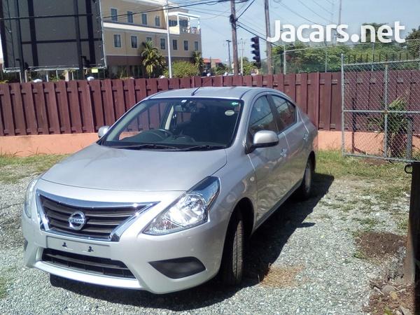 Nissan Latio 1,2L 2016-1