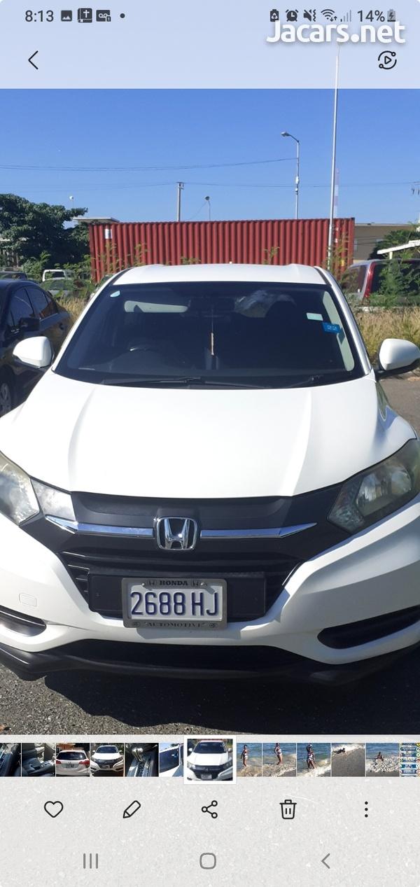 Honda HR-V 1,8L 2016-2