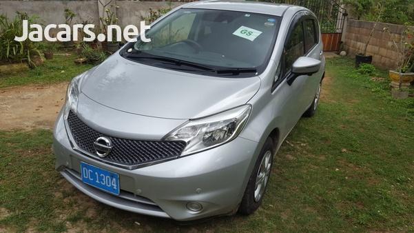 Nissan Note 1,1L 2015-4