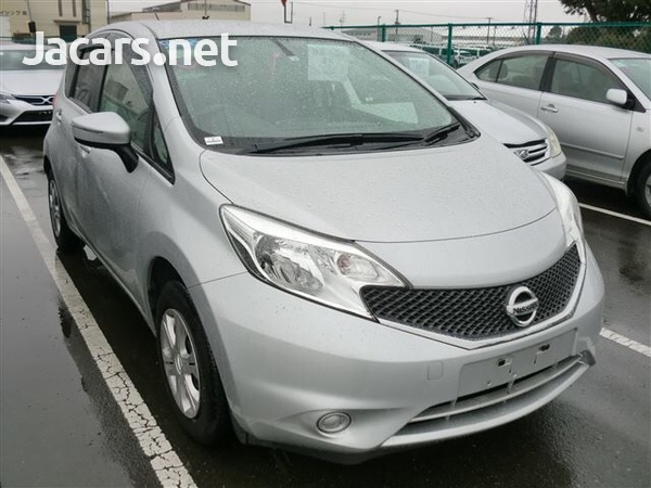 Nissan Note 1,5L 2015-1