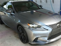 Lexus IS 2,5L 2015