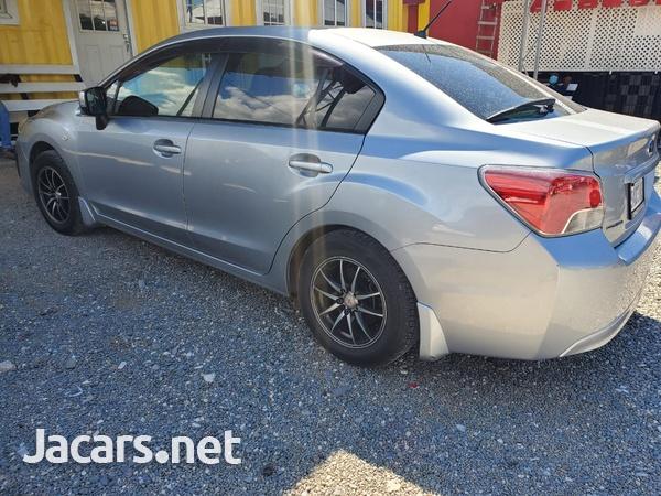 Subaru G4 1,5L 2013-2
