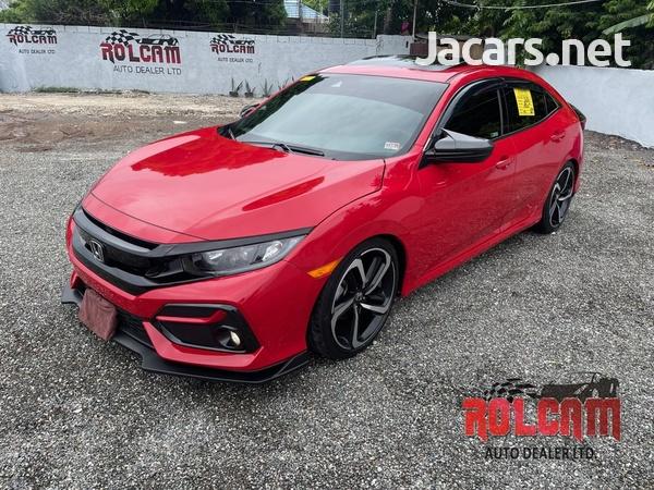 Honda Civic 1,5L 2021-7
