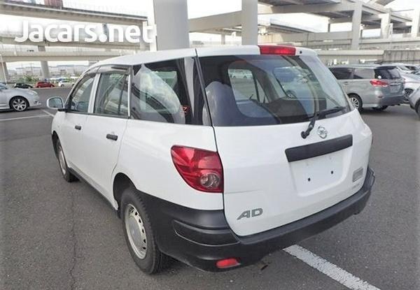 Nissan AD Wagon 1,5L 2016-2