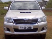 Toyota Hilux 2,7L 2012