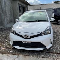 Toyota Vitz 1,1L 2015
