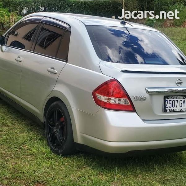 Nissan Tiida 1,4L 2012-6