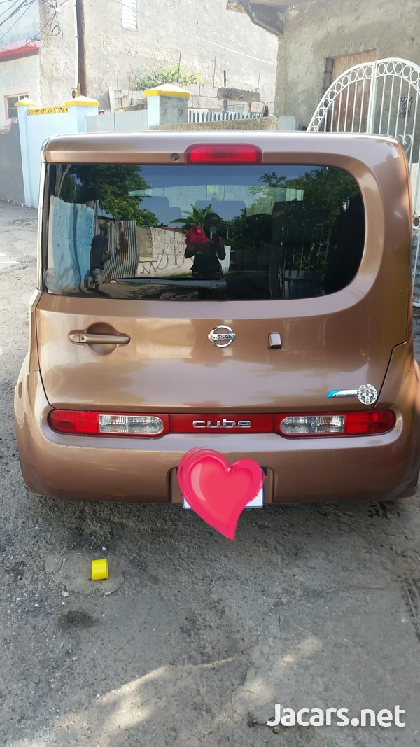 Nissan Cube 1,5L 2012-7