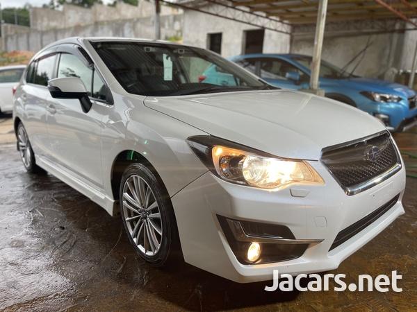 Subaru Impreza 2,0L 2016-2