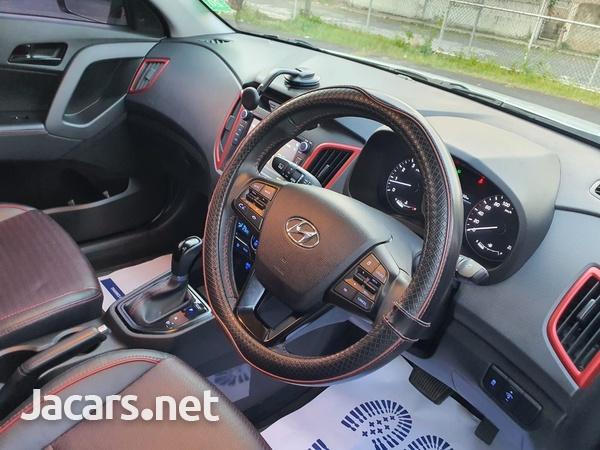 Hyundai Creta 1,6L 2020-3