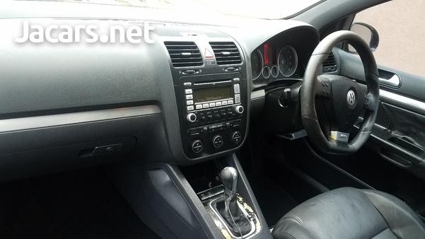 Volkswagen GTI 2,0L 2009-2
