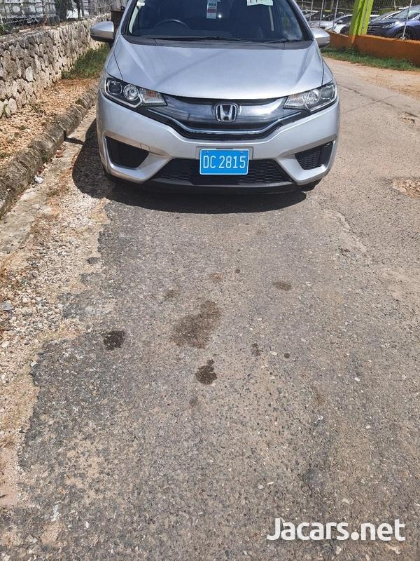 Honda Fit Aria 1,5L 2015-4