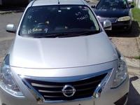 Nissan Latio 1,2L 2015