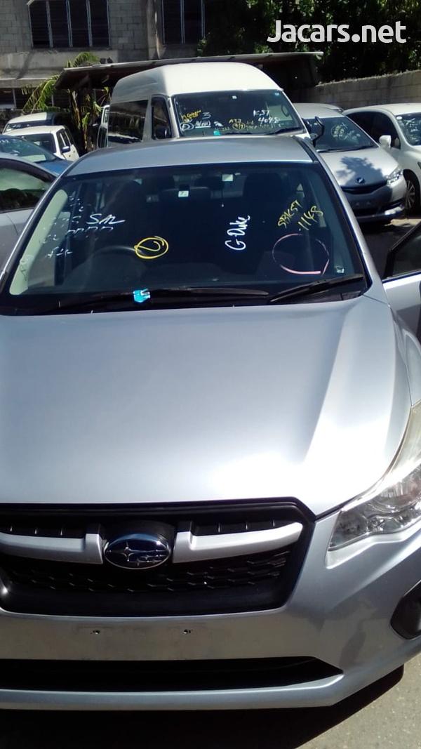 Subaru G4 1,6L 2014-1