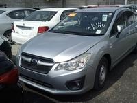 Subaru Impreza 0,6L 2014