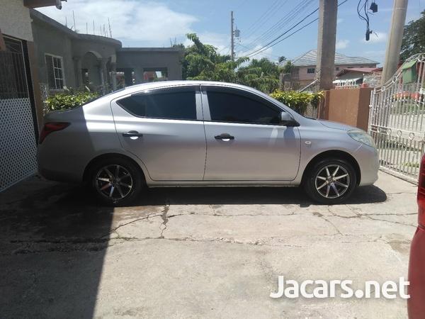 Nissan Latio 1,2L 2014-10