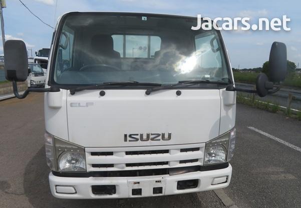 2007 Isuzu Elf Manual 3,0L Flatbed Truck-6