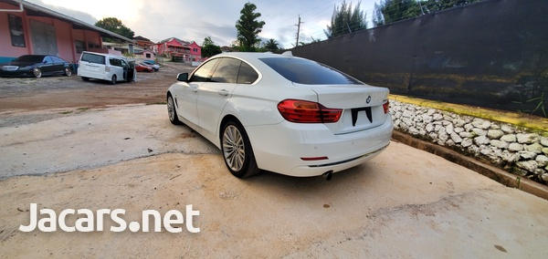BMW 4-Series 2,0L 2014-13