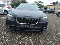 BMW 7-Series 2,5L 2010