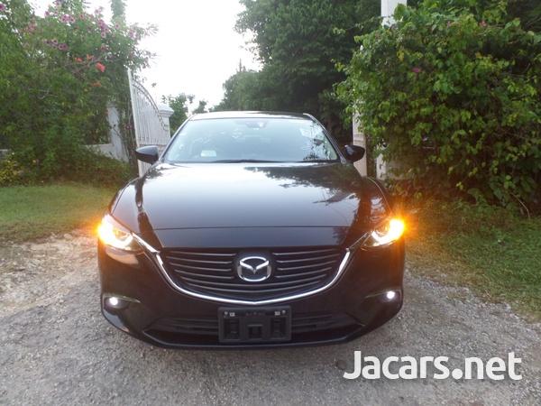Mazda 6 2,2L 2015-2