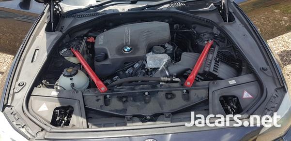 BMW 5-Series 3,0L 2013-13