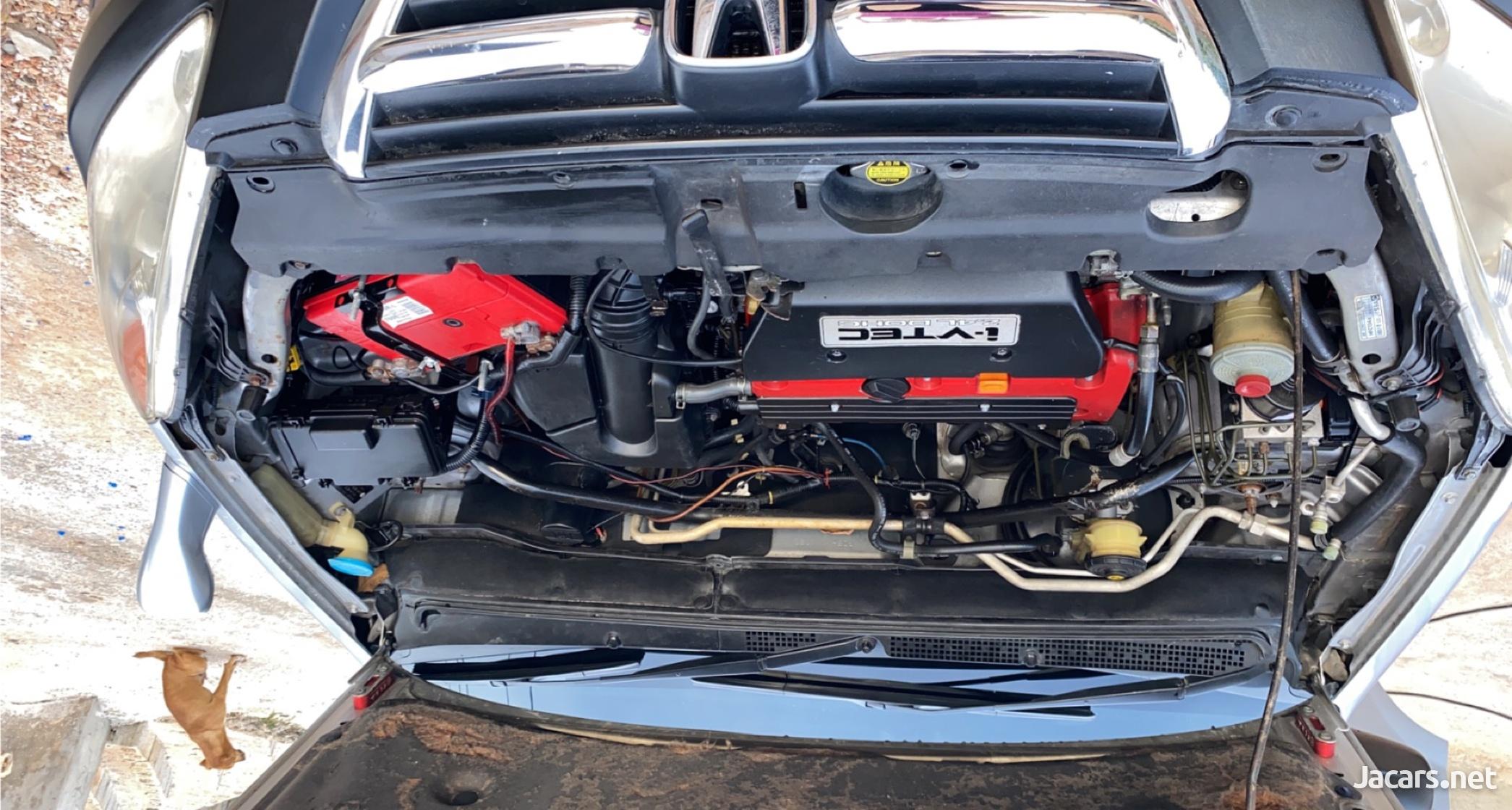 Honda CR-V 2,4L 2002-10