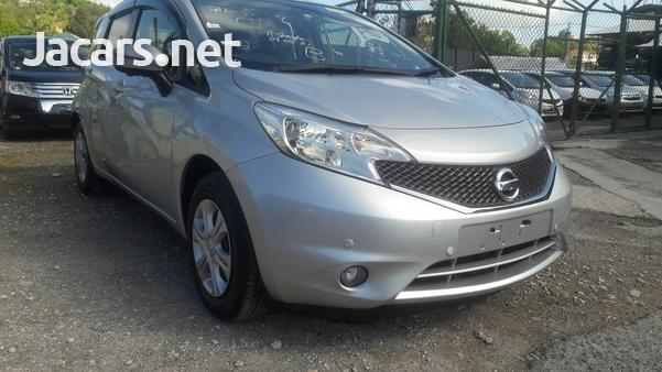 Nissan Note 1,3L 2016-1