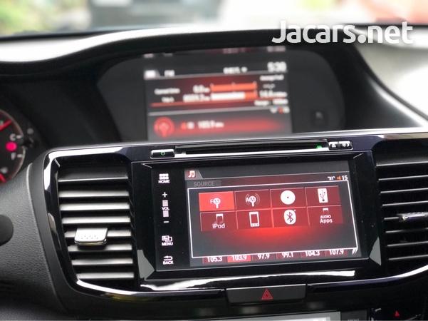 Honda Accord 2,4L 2017-6