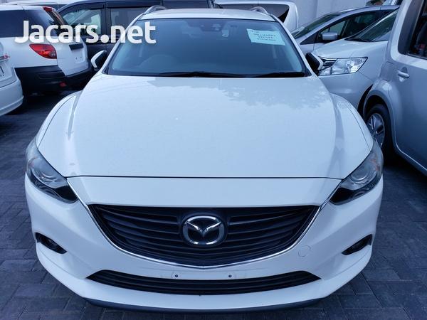 Mazda Atenza 2,5L 2014-2