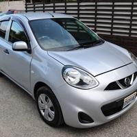 Nissan March 1,0L 2013