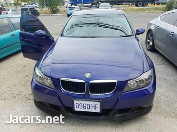 BMW 3-Series 2,5L 2006-5