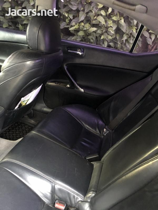 Lexus IS 2,5L 2008-5