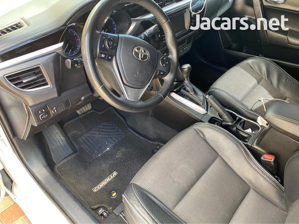 Toyota Corolla 1,8L 2016-4