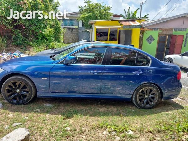 BMW 3-Series 3,0L 2011-11
