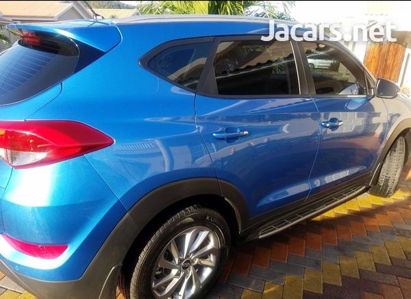 Hyundai Tucson 2,0L 2018-3