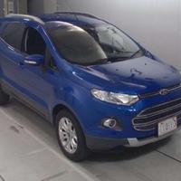 Ford EcoSport 1,4L 2015