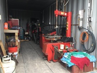 20ft Container garage
