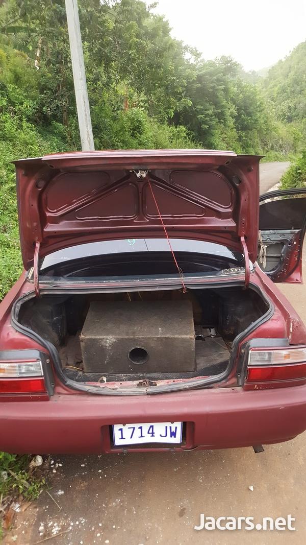 Toyota Corolla 1,5L 1992-10